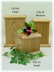 Low Cost Affordable Pet Urns - CSE Economy Pet Urns
